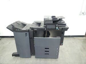 Toshiba e-STUDIO6506ACT 6506AC color copier printer scanner - Only 384K meter