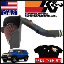 K&N AirCharger Cold Air Intake System Kit fits 2007-09 Toyota Fj Cruiser 4.0L V6