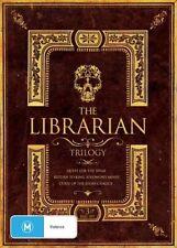 The Librarian Trilogy (DVD, 2009, 3-Disc Set)