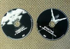 2 - P90X DVDs #1 Chest and Back AND #8 Core Synergistics!  FREE SHIPPING!!!