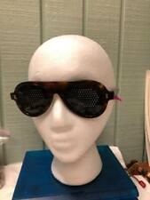 Vintage Tortoiseshell Pattern May Sunglasses, Unusual