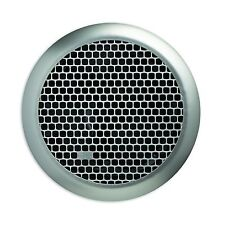 HPM EF200RDMS EXHAUST FAN KIT Strong Air Extraction Round HoneyComb SILVER-200mm
