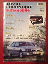 Revue Technique Automobile RENAULT Safrane essence 4 et 5 cylindres et Diesel