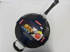 Menaje de cocina color principal negro acero