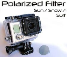 Polarized Filter - Polarizer Filter compatible with GoPro® cameras