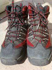 Scarpe da escursionismo e trekking unisex bambino, Rosso tg 36