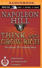 Think and Grow Rich (1937 Edition): The Original 1937 Unedited Edition (Think an