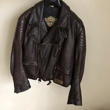 Rare Emporio  Armani leather jacket