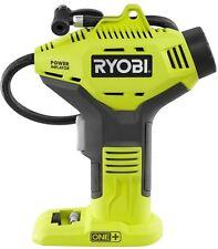 Ryobi 18-Volt ONE+ Power Air Inflator Portable Car Tire Compressor (Tool-Only)