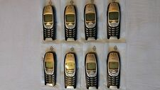 100%Genuine Nokia 6310i Refurbished UNLOCKED Sim BLACK GOLD Cheap and Rare Phone