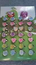My Little pony Supplies Cupcake Cup Cake Rings x13 Favor Loot Bag Filler