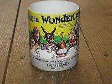 Alice in Wonderland Spears Game Great New Advertising MUG