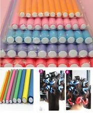 10Pcs Curler Makers Foam Bendy Twist Curls tool DIY Styling Hair Rollers HS55
