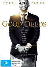 Good Deeds (DVD, 2012) DISK 3 & 4 ONLY