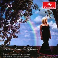 Freeman- Miller; Havlik-Jer...-Letters From The Garden CD NEW