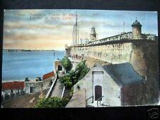 Cuba~Habana~Havana~1900s Morro Castle Entrance