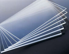 1pc CLEAR ACRYLIC SHEET TRANSPARENT PMMA PANEL PLATE 200mm * 300mm * 1mm # GY