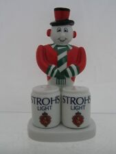 Stroh's Light Beer Brewery Co. Salt and Pepper Set - Japan - Limited to 600 pc