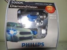 2 x PHILIPS DIAMOND VISION H7 5000K 55w (envío certificado)