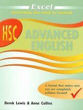 HSC Advanced English - Year 12 by Anne Collins, Derek Lewis (Paperback, 2010)