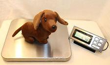 400 x 0.1 LB DIGITAL SMALL ANIMAL VET SCALE 14 x 16 PLATFORM DOG CAT RABBIT