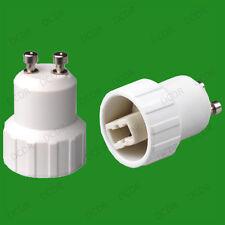 40x GU10 To G9 Light Bulb Base Socket Light Bulb Lamp Adaptor Converter Holder