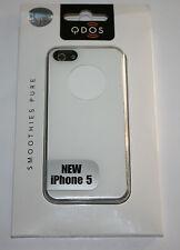 Qdos Smoothies Pure cas pour iPhone 5 / 5S-Blanc