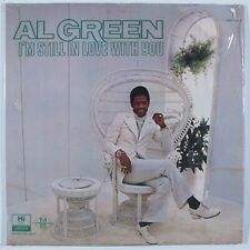 AL GREEN I'm Still In Love With You HI SLH 647 DG LP (silver label) shrink '72