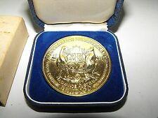 Australia's Bicentenary Botany Bay 1788 Maiden Gully Bendigo Medallion