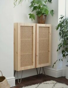 Rattan webbing Cane Webbing Panel Bedhead Upcycle Table Cabinet Doors by meter