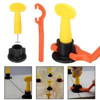 50Pcs/Set T Leveling System Plastic Ceramic Leveler Tools Kits For Paving Tiles