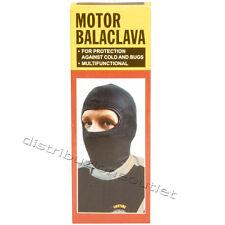 PASSAMONTAGNA SOTTOCASCO PER MOTO IN COTONE SCOOTER BICI BALACLAVA INVERNALE