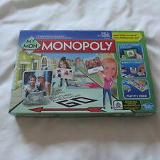 2014 HASBRO MY MON MONOPOLY BOARD GAME JEU UNUSED FRENCH ENGLISH
