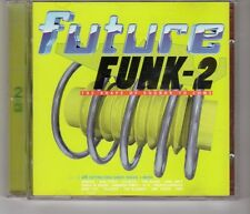 (HH925) Future Funk 2, 26 tracks various artists - 1997 double CD
