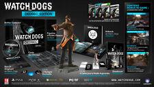 Watch Dogs Dedsec Edition Collector Limitée 100% Français - PlayStation 4 NEUF B