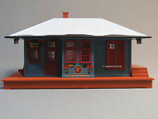 LIONEL POLAR EXPRESS PLUG-N-PLAY ILLUMINATED PASSENGER STATION train 6-83434 NEW