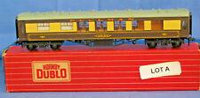"""HORNBY DUBLO OO GAUGE 2 RAIL 4035 SUPER DETAIL 1st CLASS PULLMAN CAR """"ARIES"""" [A"""