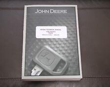 JOHN DEERE 7330 TRACTOR REPAIR SERVICE MANUAL TM401219