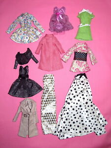 """Integrity Fashion Royalty - LOT of Poppy Parker 12"""" Fashion Doll Clothes"""