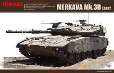 Meng TS-001 Model 1/35 Israel Main Battle Tank Merkava Mk.3D Early Armour New
