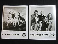 GOD STREET WINE—TWO 1994 PUBLICITY PHOTOS*