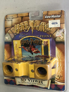 Harry Potter And The Sorcerers Stone Viewmaster 3D Viewer