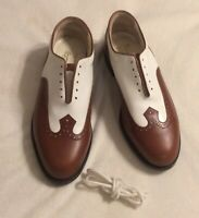 FOOTJOY  CLASSIC Woman's Golf Shoes size 8D  Never Worn USA MADE
