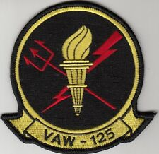 VAW-125 TIGERTAILS COMMAND CHEST PATCH
