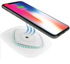 Qi WIRELESS CHARGING PAD FOR iPHONE X/XS/XR/XSMax/8/8Plus,Galaxy S9/8/7/6 &MORE