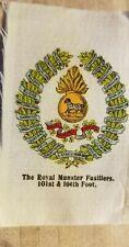 Vintage Tobacco silks silk The Royal Munster Fusillers