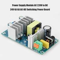 AC-DC 6A Power Supply Converter Module AC 220V to DC 24V Switching Power Board