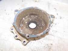 honda trx200 fourtrax 200 rear back brake drum cover case housing  1984 84