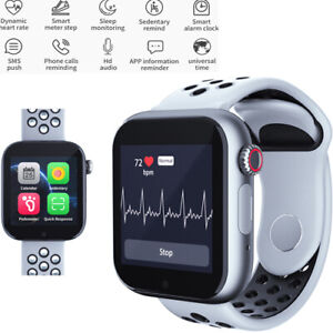 Bluetooth Smart Watch Phone Call Sync For Android Samsung J8 J7 J6 A50 A51 A40