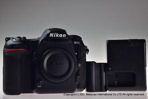 NIKON D500 20.90MP Digital Camera Body Excellent